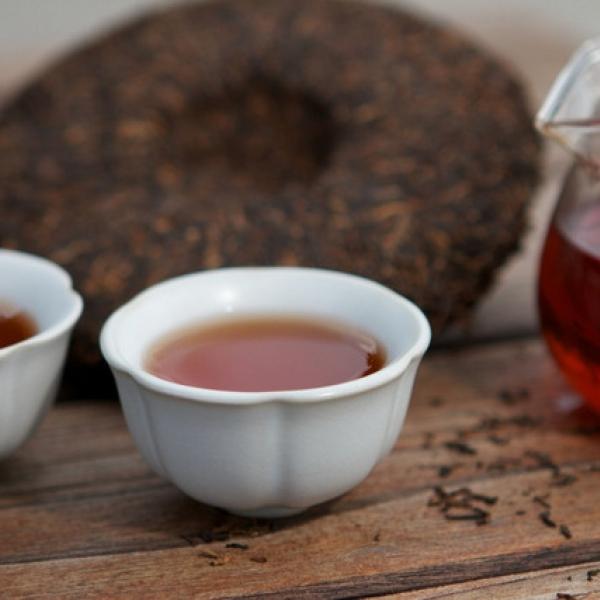 Pu-erh mini tea korongok