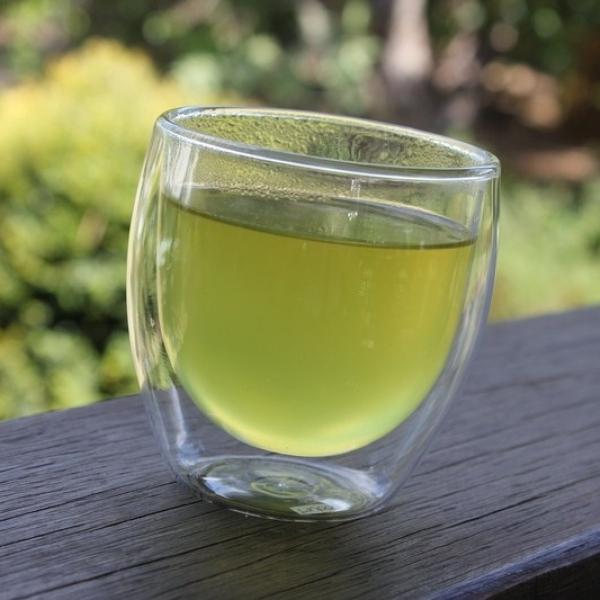 Gyömbéres - citromfüves zöld tea rendelés