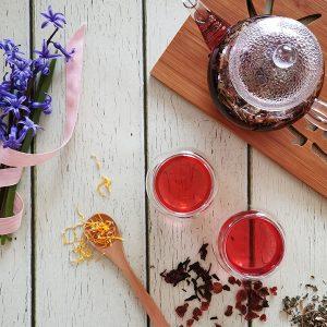 Nem valódi teák - maté, rooibos, gyümölcs